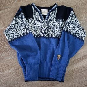 Dale of Norway Sport 100% pure wool sweater